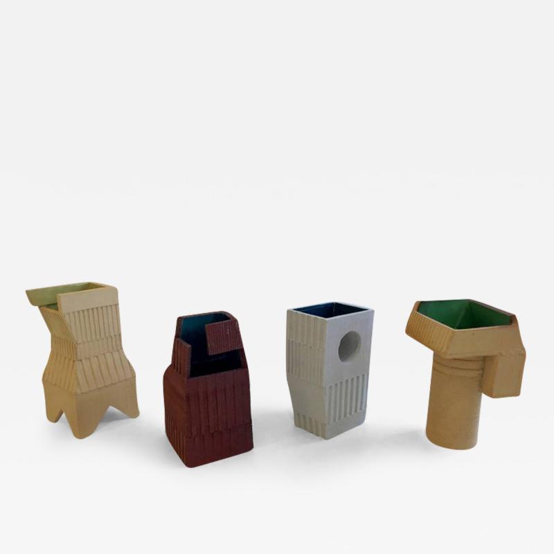 Salvador Sidras Uralitos Contemporary Ceramic Vessels