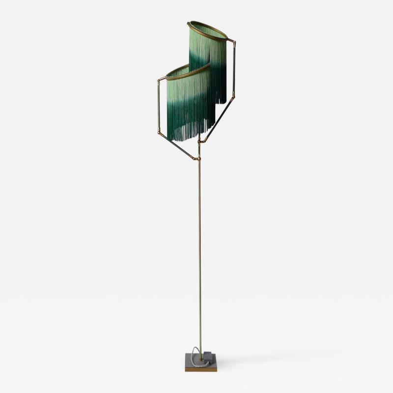 Sander Bottinga Green Charme Floor Lamp Sander Bottinga