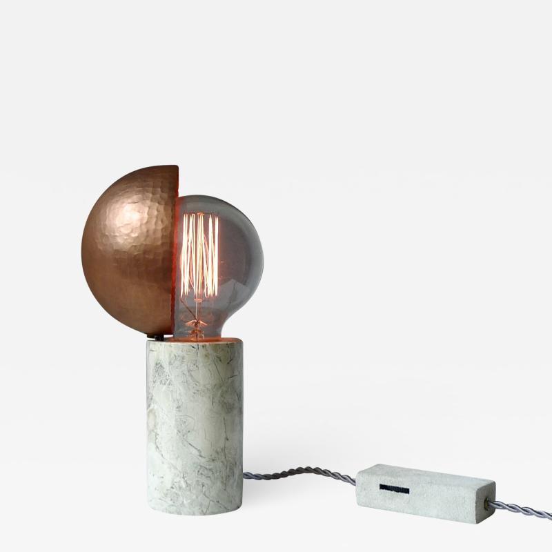 Sander Bottinga Marble Table Lamp Sander Bottinga