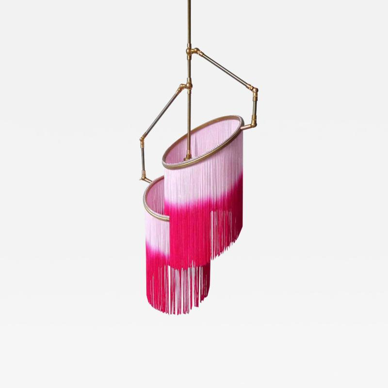 Sander Bottinga Pink Charme Pendant Lamp Sander Bottinga
