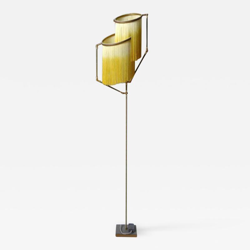 Sander Bottinga Yellow Charme Floor Lamp Sander Bottinga