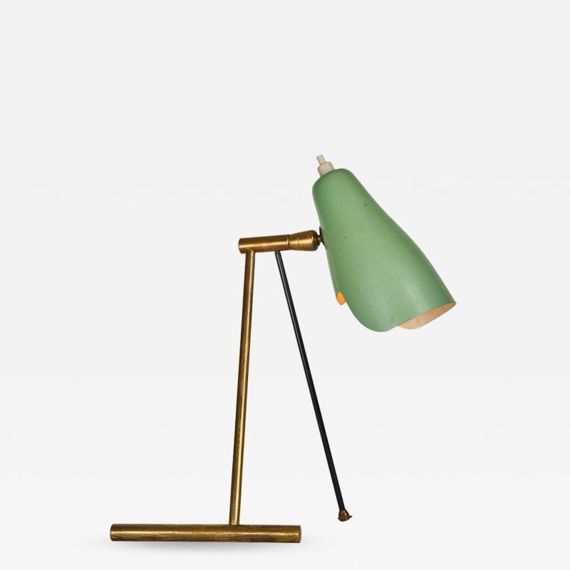 Sarfati Stilnovo 1950s Stilnovo Wall or Table Lamp