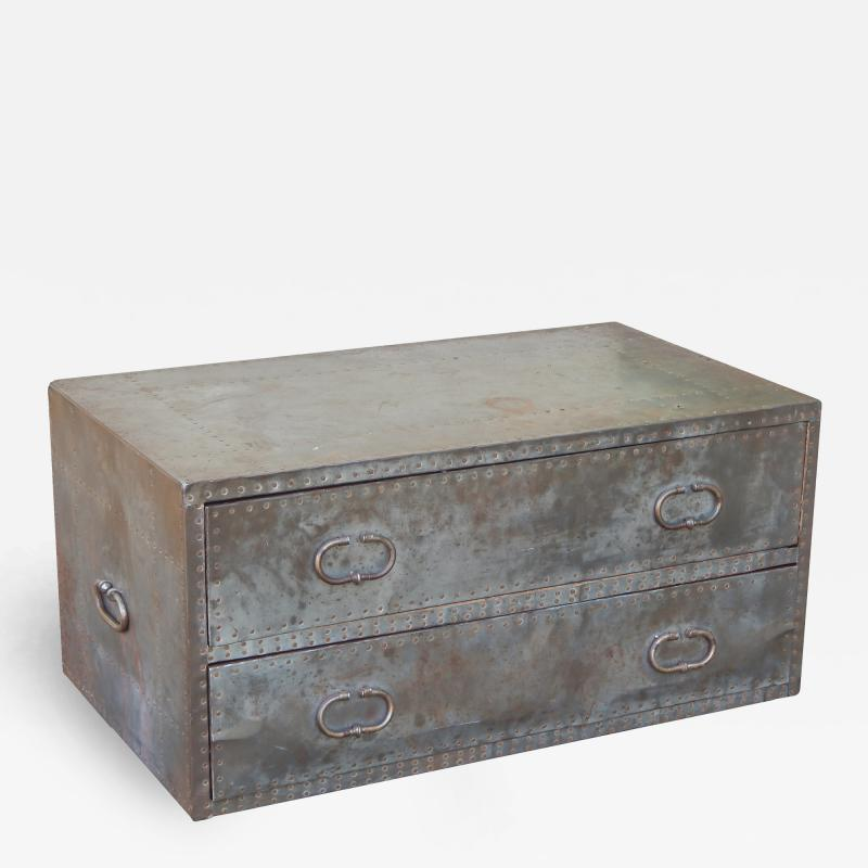 Sarried Chest in Rare Silver Patina