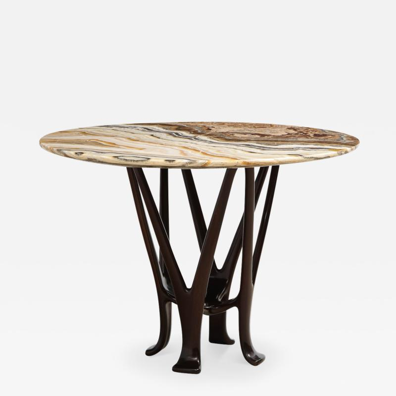 Sculptural Center Table