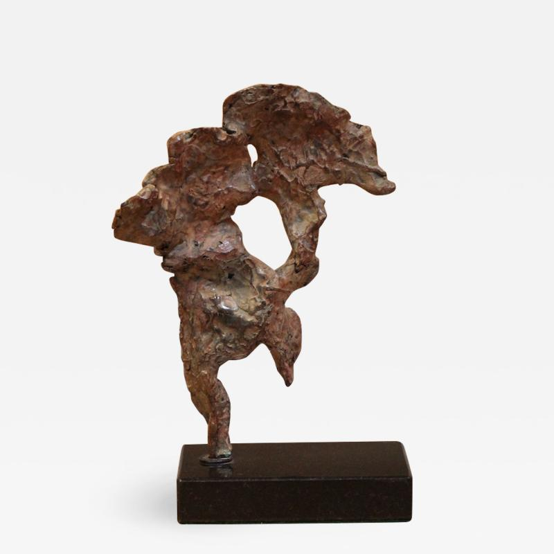 Seen Dennison Bronze Sculpture