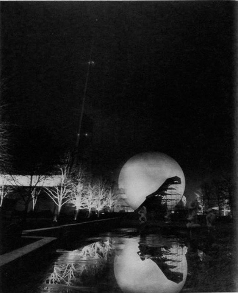Selection of Framed Original 1939 New York World s Fair Photographs