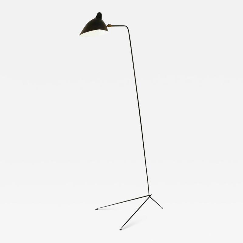 Serge Mouille Editions Serge Mouille Lampadaire Droit Floor Lamp