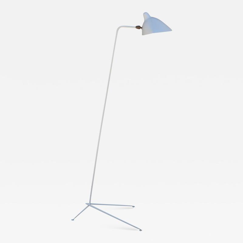 Serge Mouille Lampadaire Simple Floor Lamp by Serge Mouille