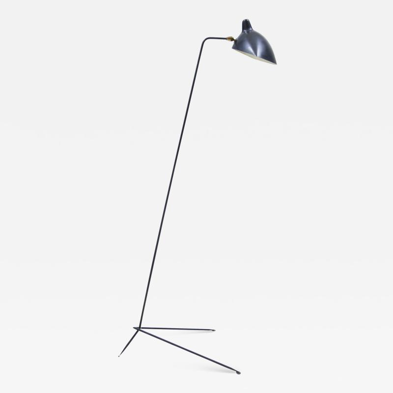 Serge Mouille Serge Mouille designed Modernist Floor Lamp