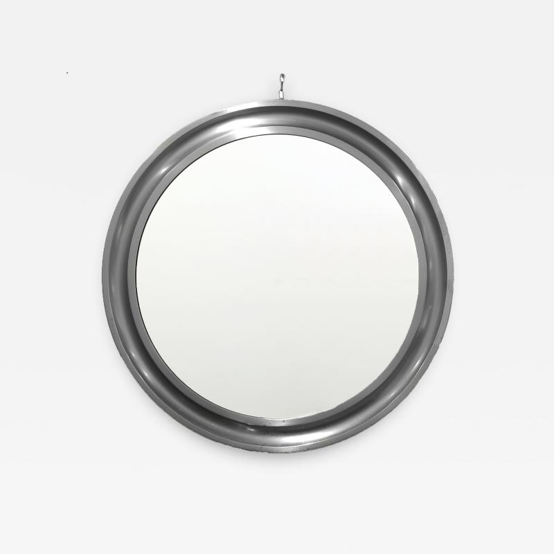 Sergio Mazza ROUND MOULDING MIRROR FROM THE 60 S