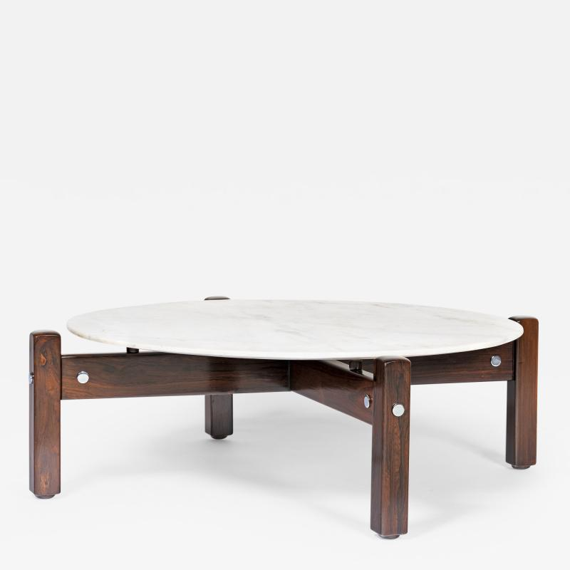Sergio Rodrigues Coffee table