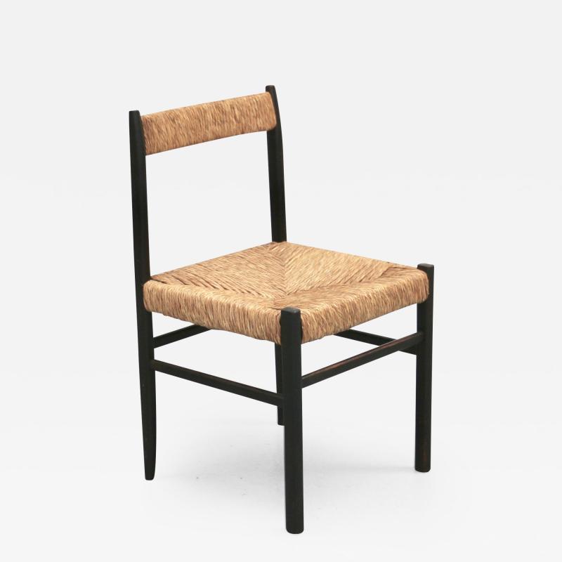 Set of twelve chairs 60s