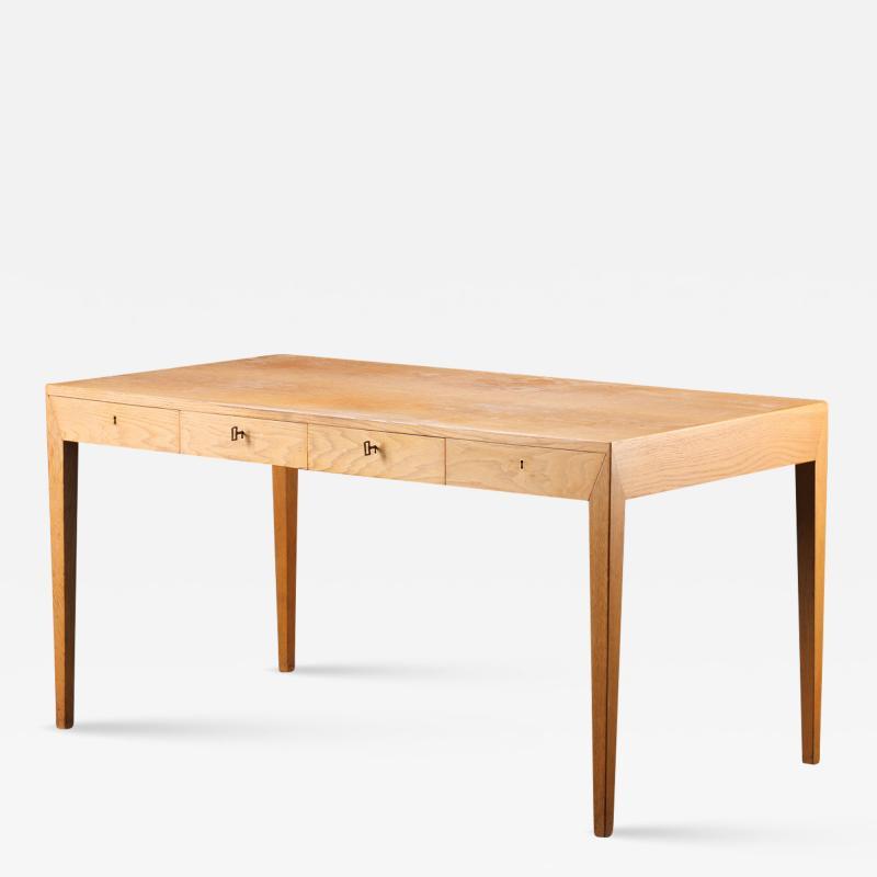 Severin Hansen Severin Hansen Iconic Pure Oak 4 Drawers Desk