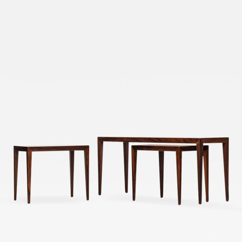 Severin Hansen Severin Hansen nesting tables