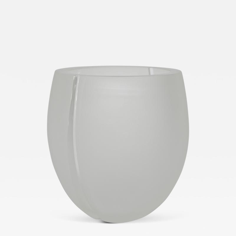 Shapes B Murano Glass Vase