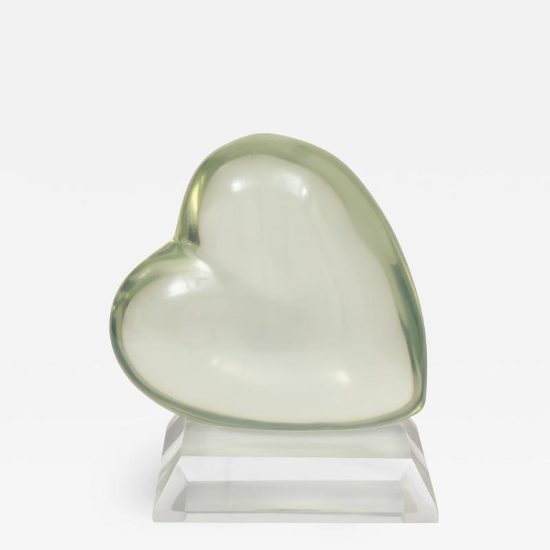 Shlomi Haziza Heart Sculpture by Shlomi Haziza
