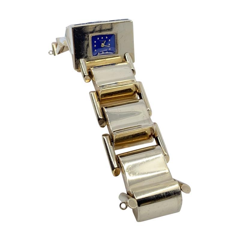Shreve Co Retro Bracelet watch
