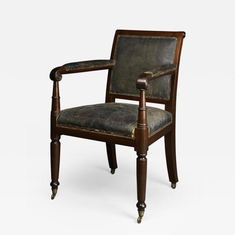 Simon Camerons Armchair