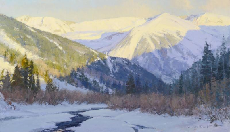 Skip Whitcomb Winter Vespers