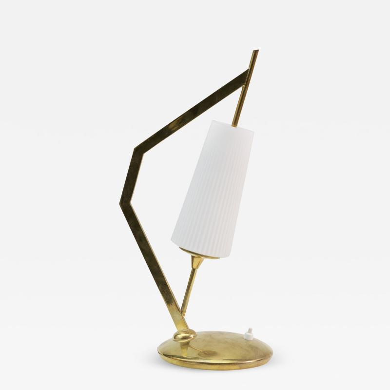 Small Table Lamp made in Milan in 1955