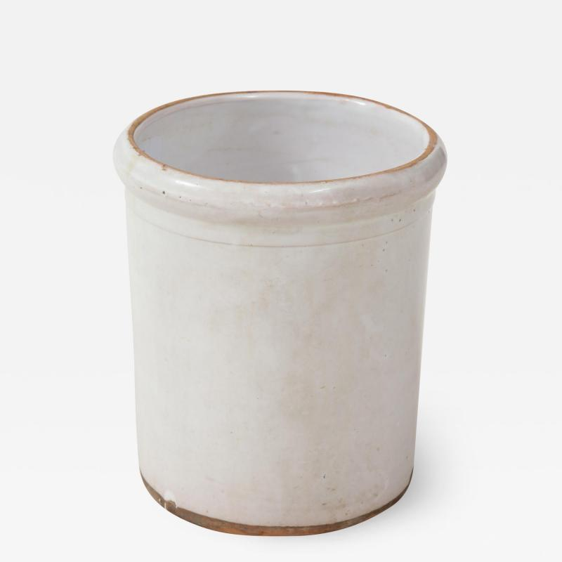 Small Terra Cotta Confit Pot