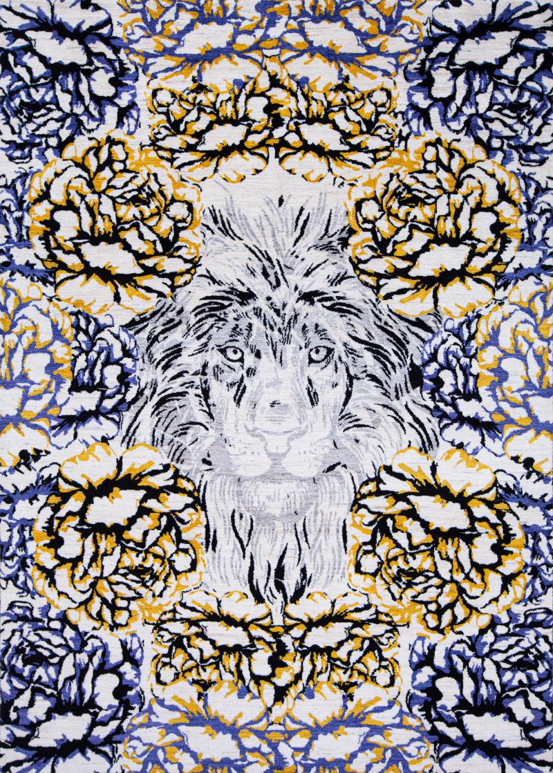 Soltan 2 The Lion Collection NOV 24 Studio for Zollanvari Super Fine Gabbehs