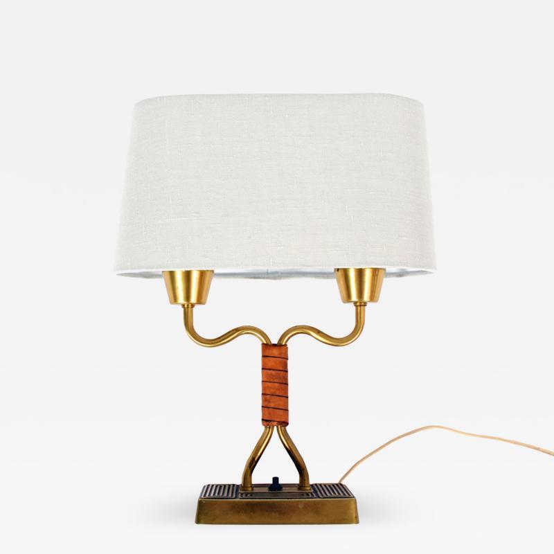 Sonja Katzin Table lamp design by Sonja Katzin foe ASEA 1940s