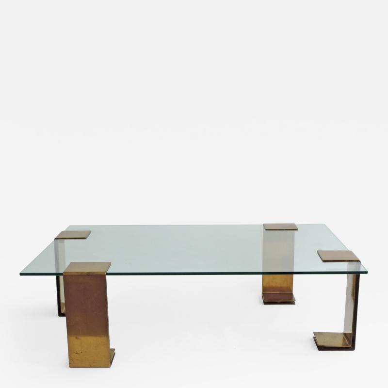Spectacular Italian 1970s Coffee Table
