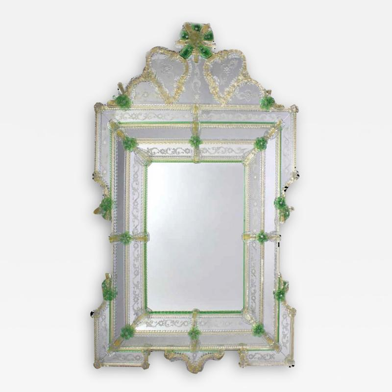 Spectacular Venetian Mirror from Italy