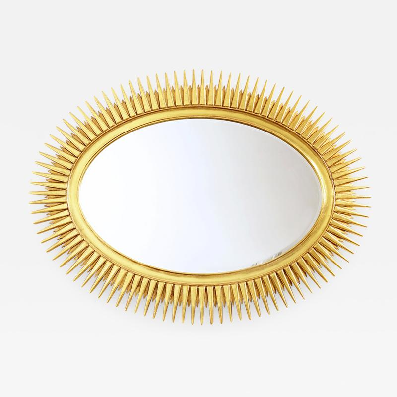 Starburst Mirror by ILIAD Design