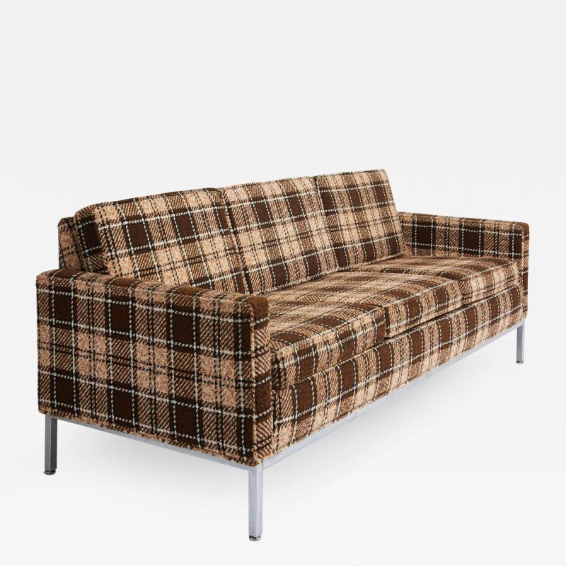 Steelcase Co Three Seat Sofa