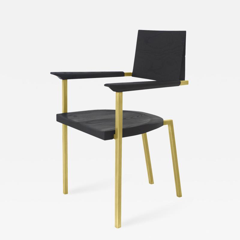 Stefan Rurak Studio Steel Chair 02