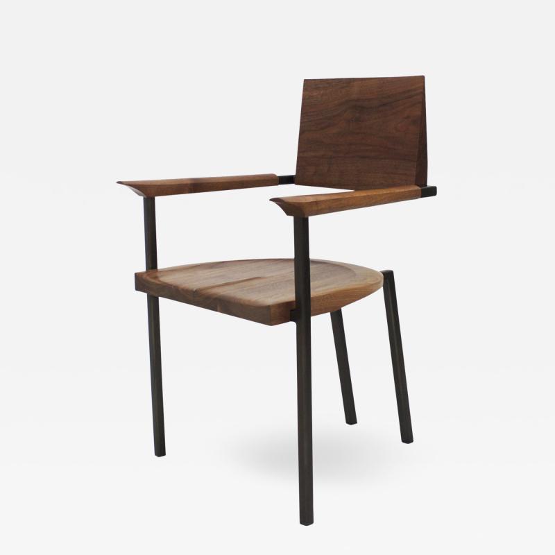 Stefan Rurak Studio Steel Chair