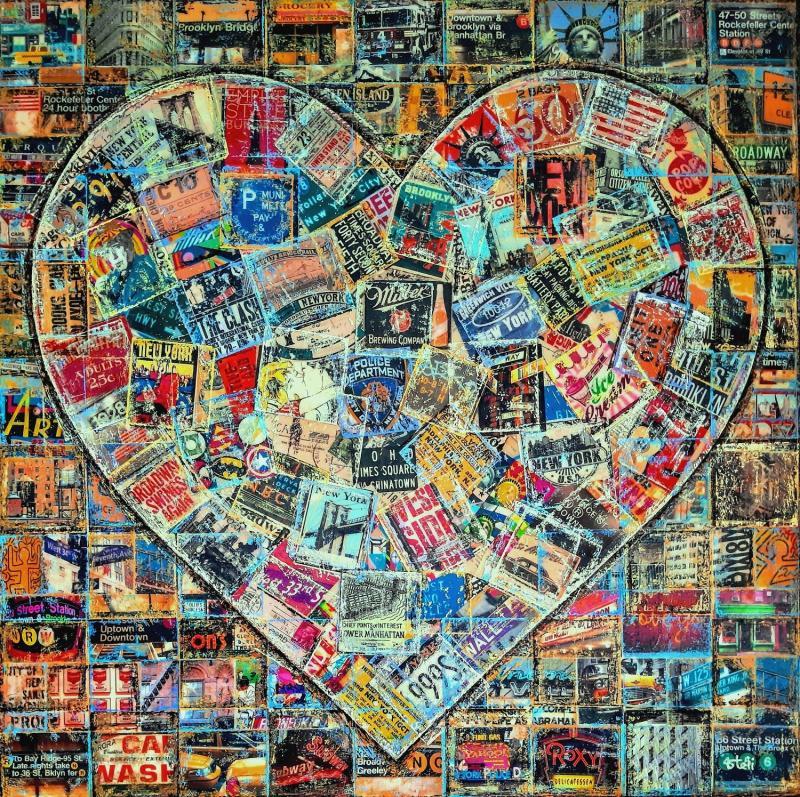 Steli Christoff New York in my Heart