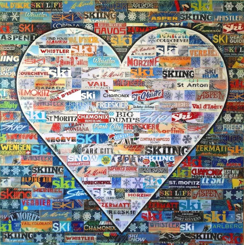 Steli Christoff Ski Heart II