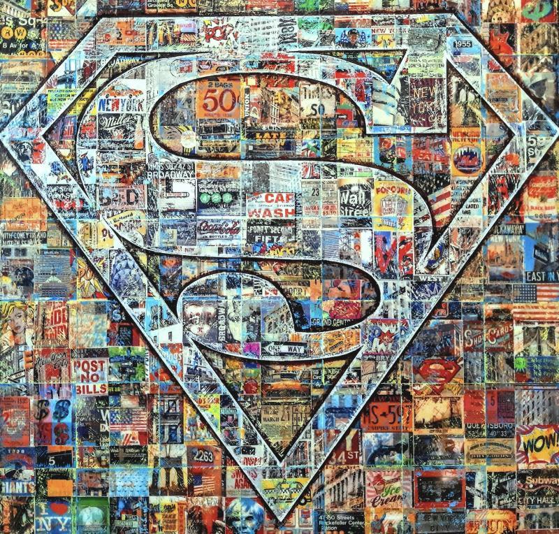 Steli Christoff Super man lives in NYC