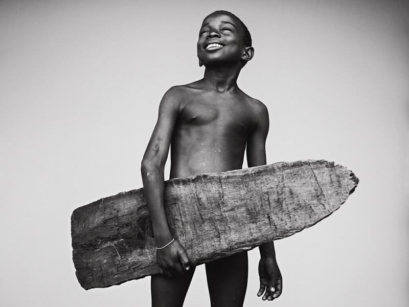 Stephan Vanfleteren Gilmar Corriera portrait Stephan Vanfleteren Surf Tribe