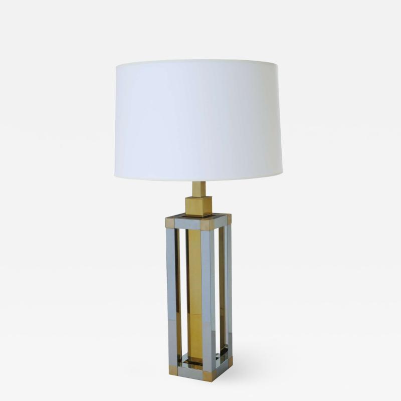 Stephane Davits Modernist Table Lamp