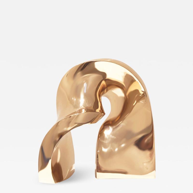 Stephanie Ann Bachiero Stephanie Bachiero Evenness 2018 Bronze Sculpture