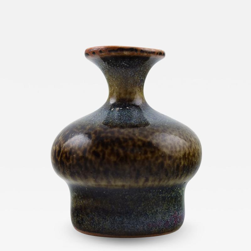 Stig Lindberg Ceramic miniature vase