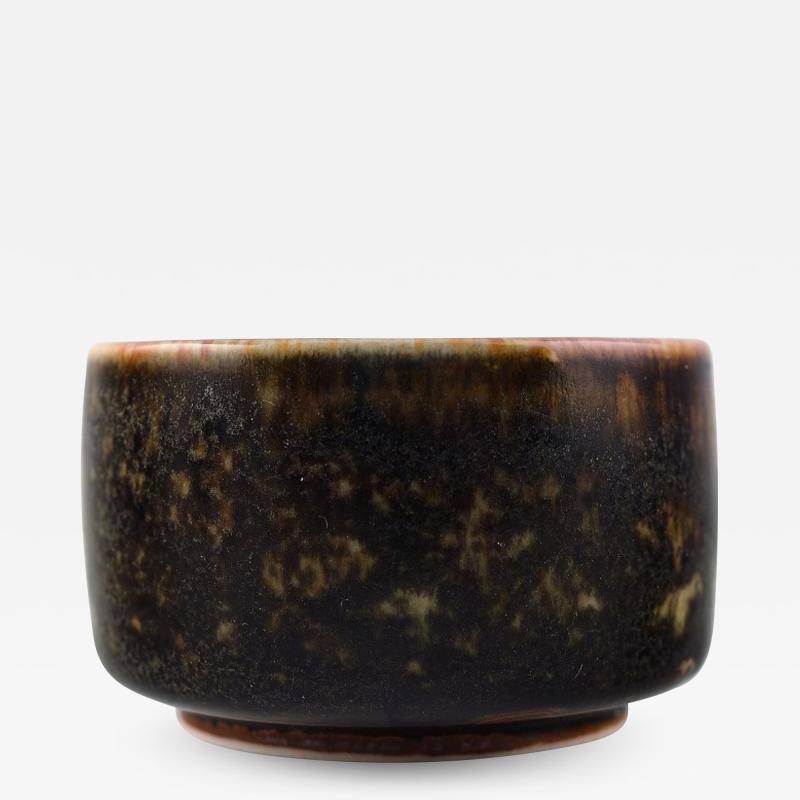 Stig Lindberg Ceramic miniature vase bowl