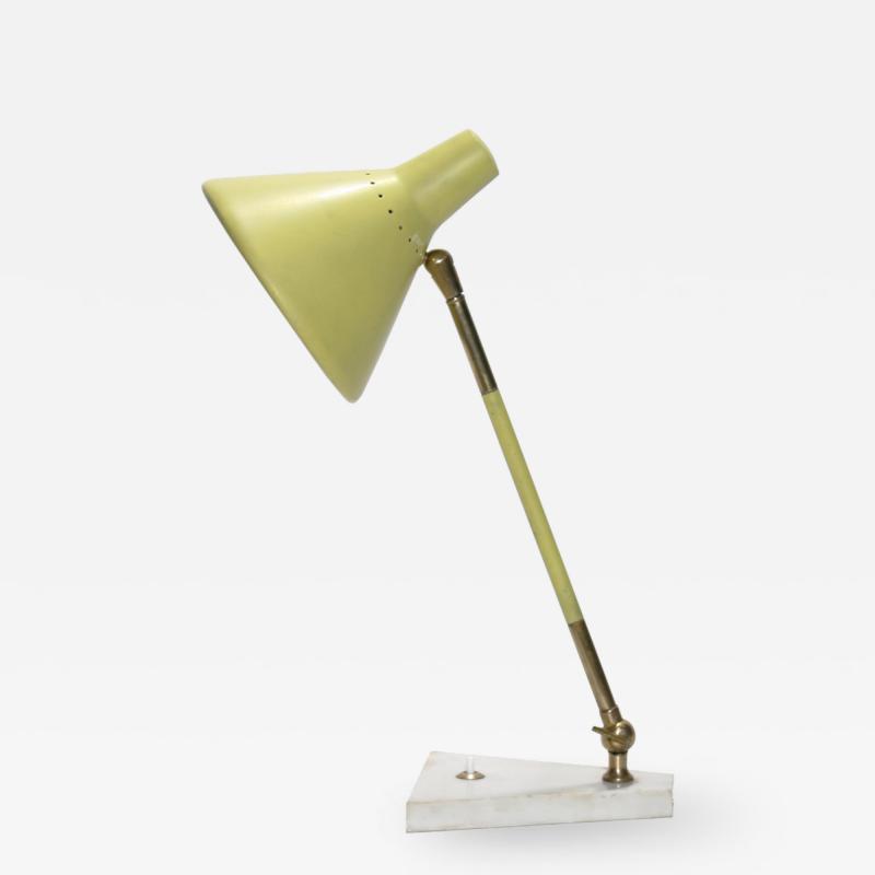 Stilux Milano 1950 MIDCENTURY STILUX DESIGN DESK LAMP