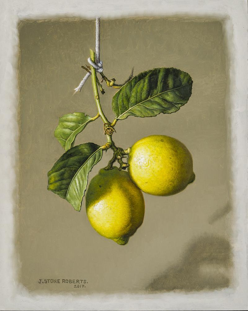 Stone Roberts Two Lemons