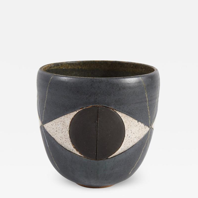 Stoneware Felix Bowl by Matthew Ward