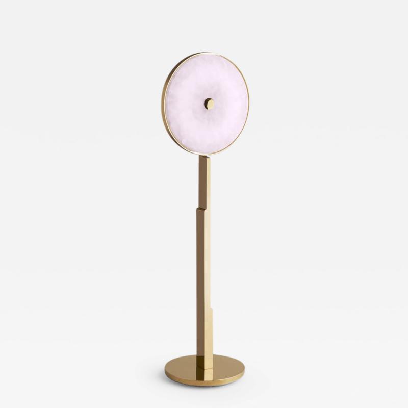 Studio MVW JinShi Pink Jade Floor Light 1