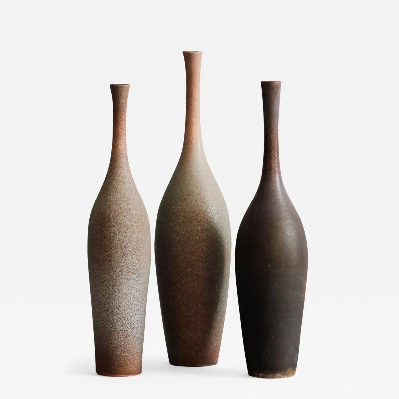 Suzanne Rami Vases Bouteilles