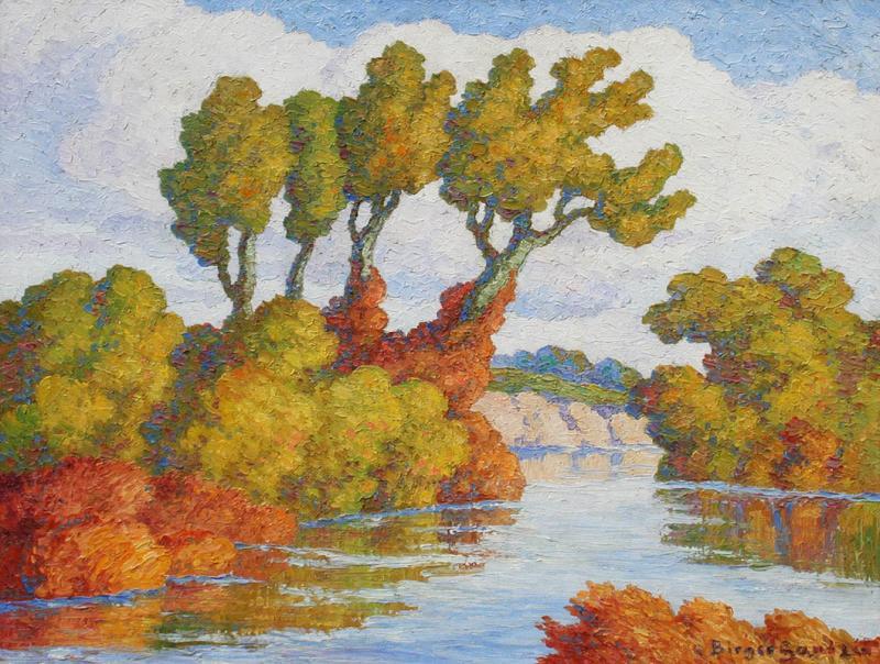 Sven Birger Sandz n Autumn Symphony
