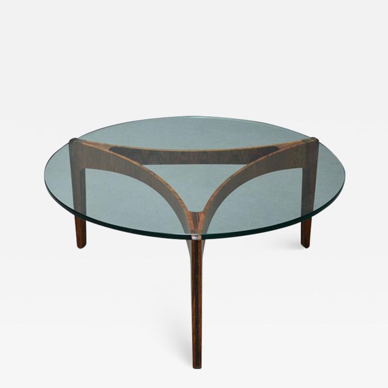 Sven Ellekaer Circular lounge table