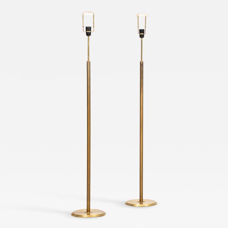 Sven Mejlstr m Floor Lamps Produced by Mejlstr ms Belysning