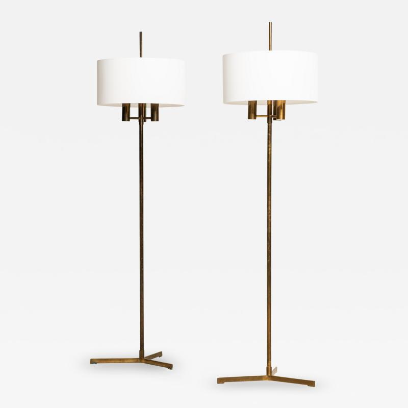 Svend Aage Holm S rensen Floor Lamps Produced by Fog M rup